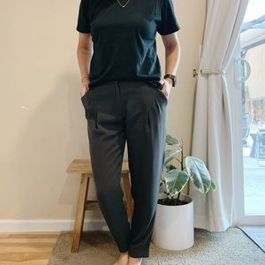 All Saints Pleated Trousers